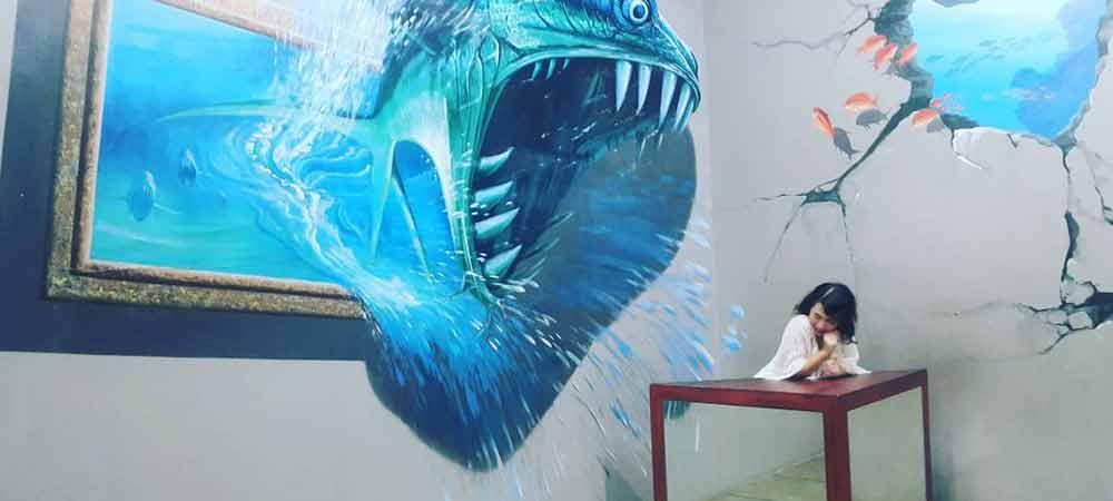 درمان ترس از ماهی