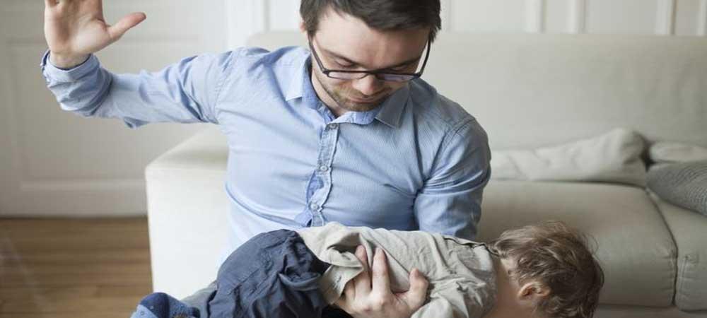 راه های مقابله با پرخاشگری در والدین