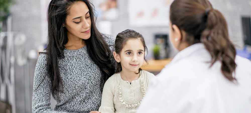 درمان دیر حرف زدن کودک