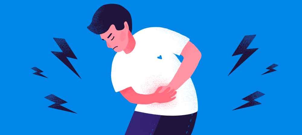 راه های کنترل اضطراب و دردهای شکمی