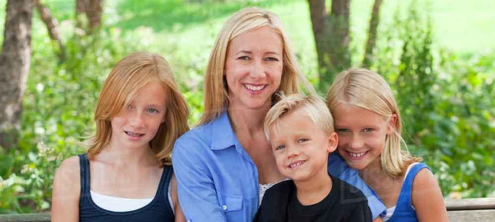 جاییزه ماددر برای سه بچه