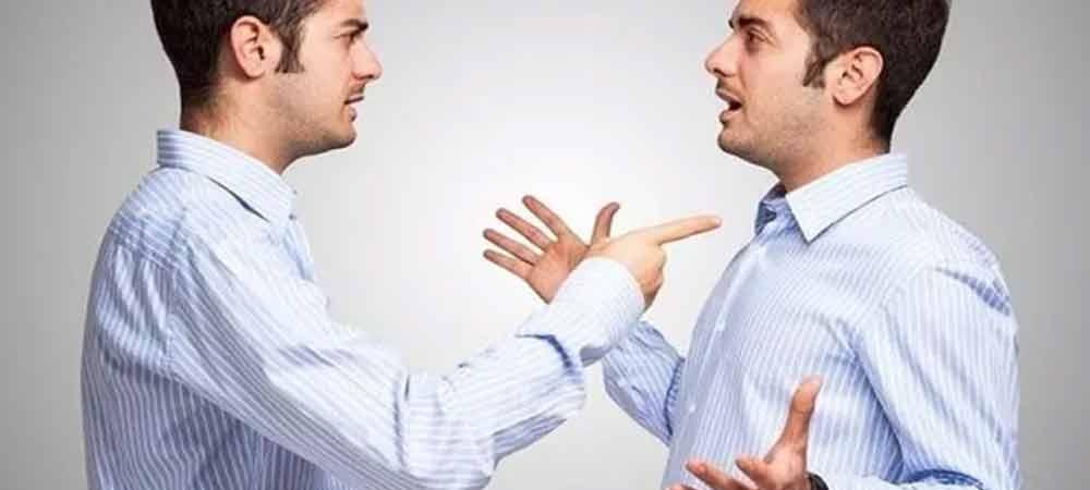 شنیدن صدای خود