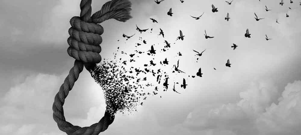 خطر خودکشی را جدی بگیرید