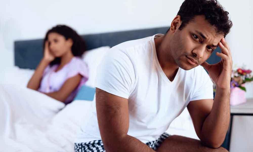 عوارض ارضا نشدن مردان در رابطه جنسی