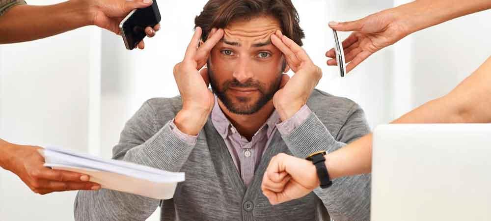 آیا استرس باعث افت عملکرد کاری می شود؟