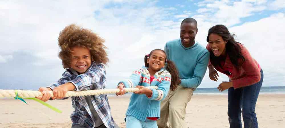 نقش والدین در بازی کردن کودکان