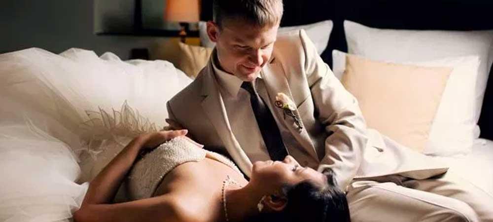 اولین رابطه جنسی در شب عروسی چگونه خواهد بود؟