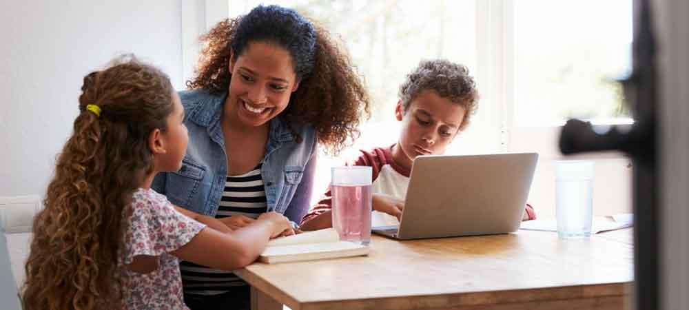 تقسیم وظایف برای تربیت کودک