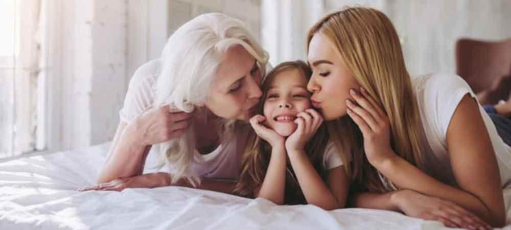 مادر، الگوی نثار عشق