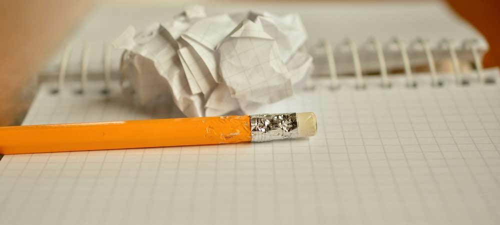 نوشتن در استرسهای واقعی بسیار موثر است