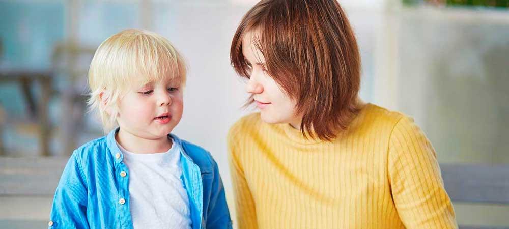 تاثیر رفتار والدین در تربیت کودک