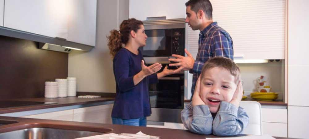 عوامل مرتبط با پرخاشگری والدین