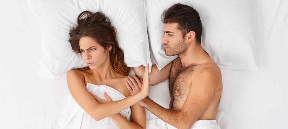 چرا زنان بعد از ازدواج میلی به رابطه جنسی ندارند؟