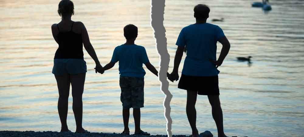مشکلات خاص پسران پس از جدایی والدین