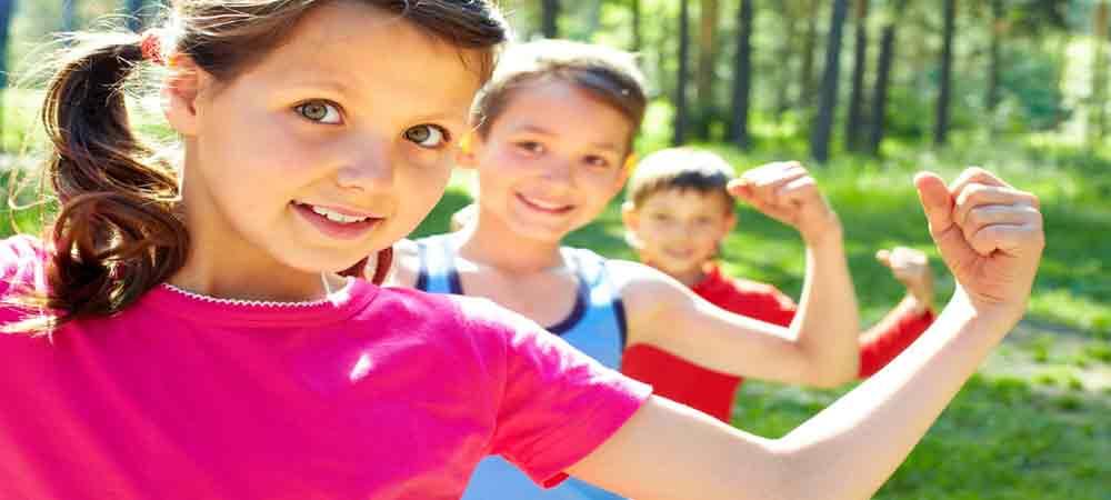 فعالیت بدنی راهی برای درمان چاقی کودکان
