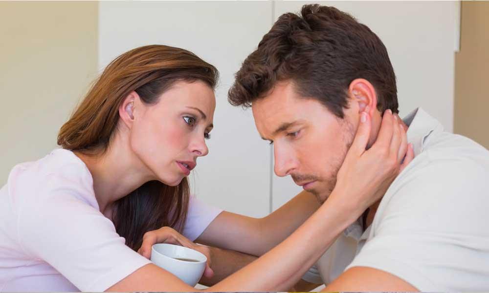 چرا مردان از رابطه زناشویی با همسرشان سرد می شوند؟