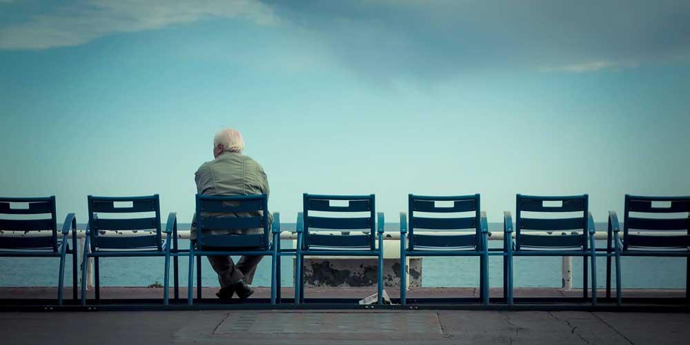 تنهایی در هنگام پیری