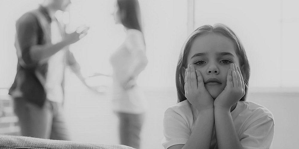 تاثیر طلاق والدین بر دختران