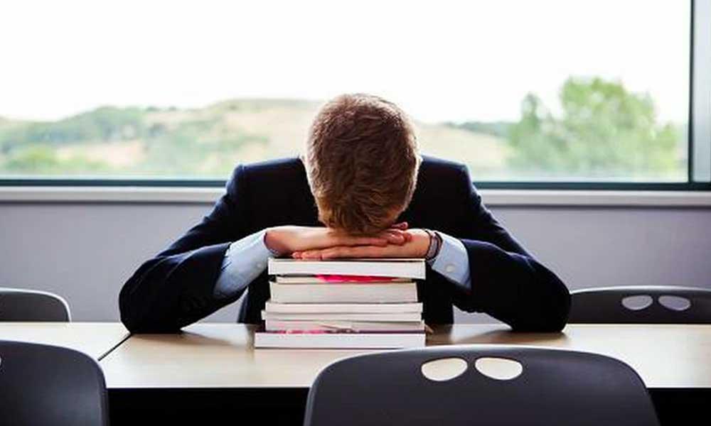 راه های کاهش اضطراب امتحان در دانش آموزان