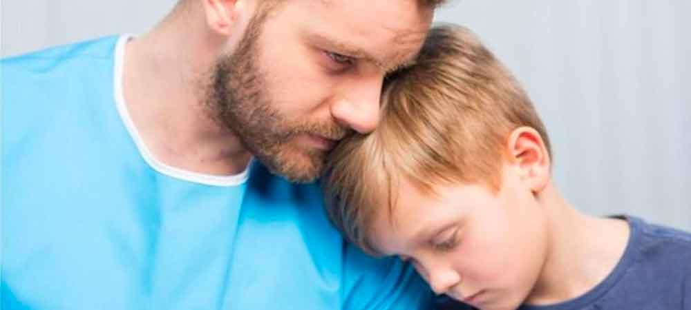 ایفای نقش پدری همزمان با افسردگی