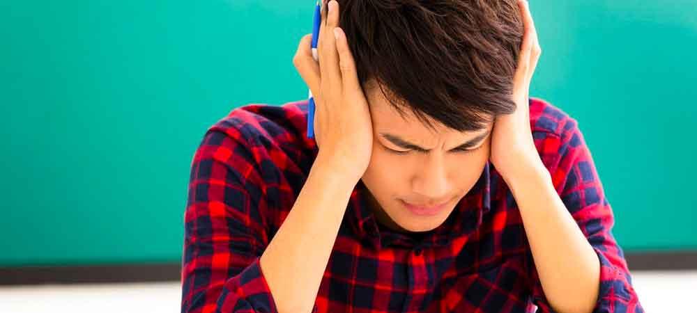 مرحله دوم: کاهش استرس در روز امتحان