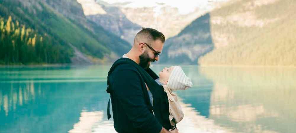 چالش هر روز زندگی، لذت بردن از نقش پدری