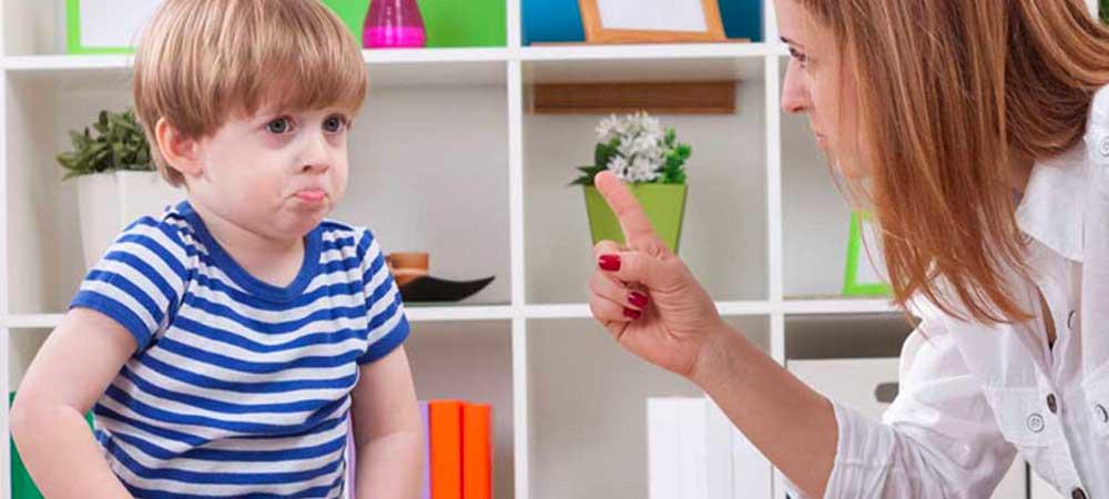 روش های کاهش بی نظمی در کودکان