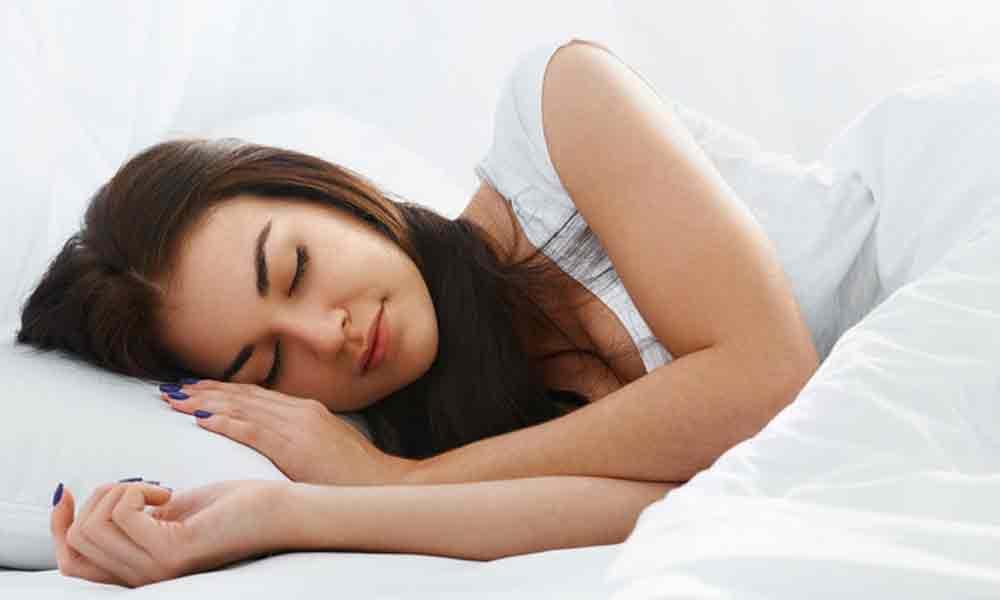 بهترین حالت خوابیدن