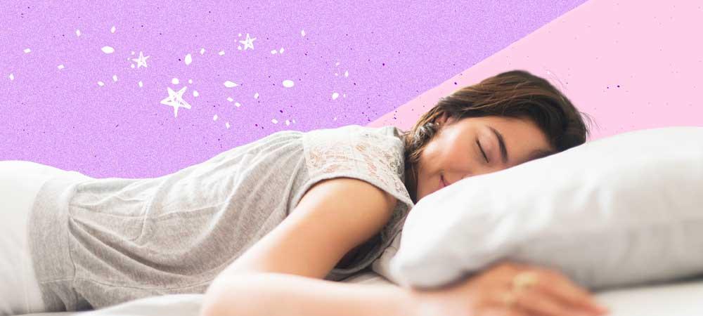 خوابیدن به حالت شکم