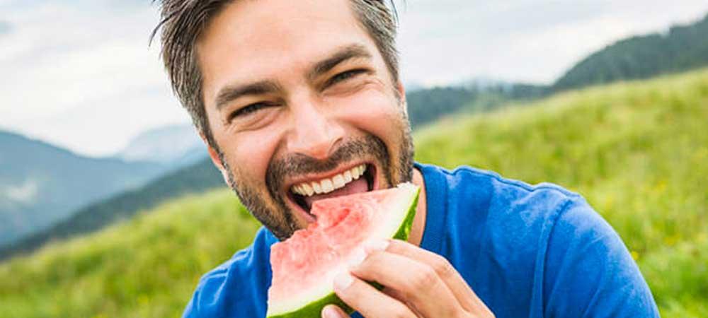برای درمان اختلال نعوظ، هندوانه بخورید