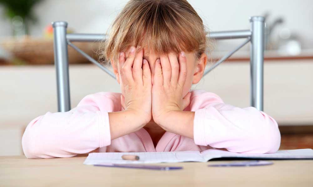 درمان استرس در کودکان | برای درمان استرس در کودکان اقدام کنید