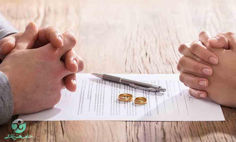 انواع طلاق و نکات مربوط آن