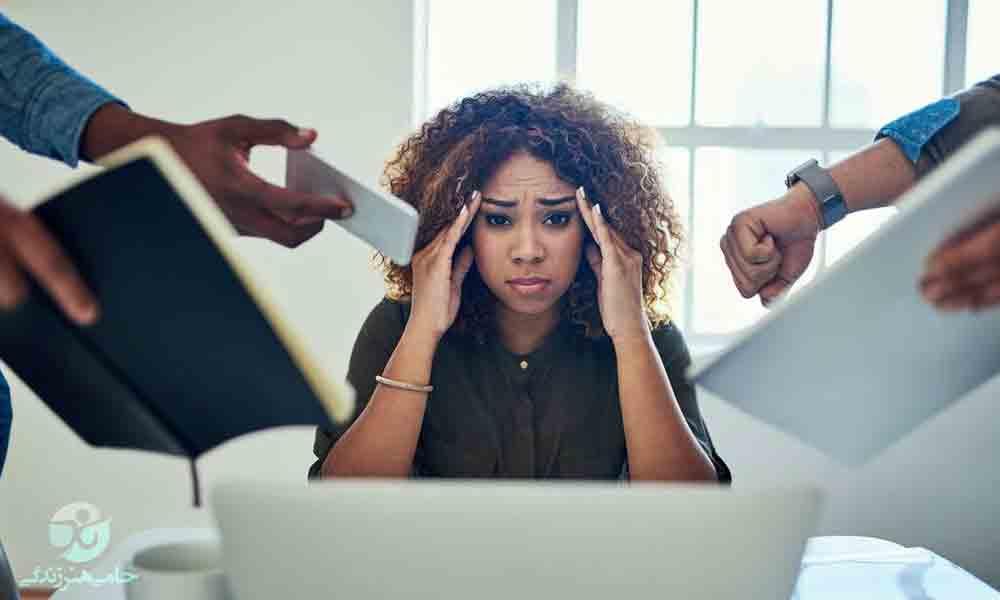 کنترل استرس | بهترین روش های غلبه بر استرس + بررسی علائم