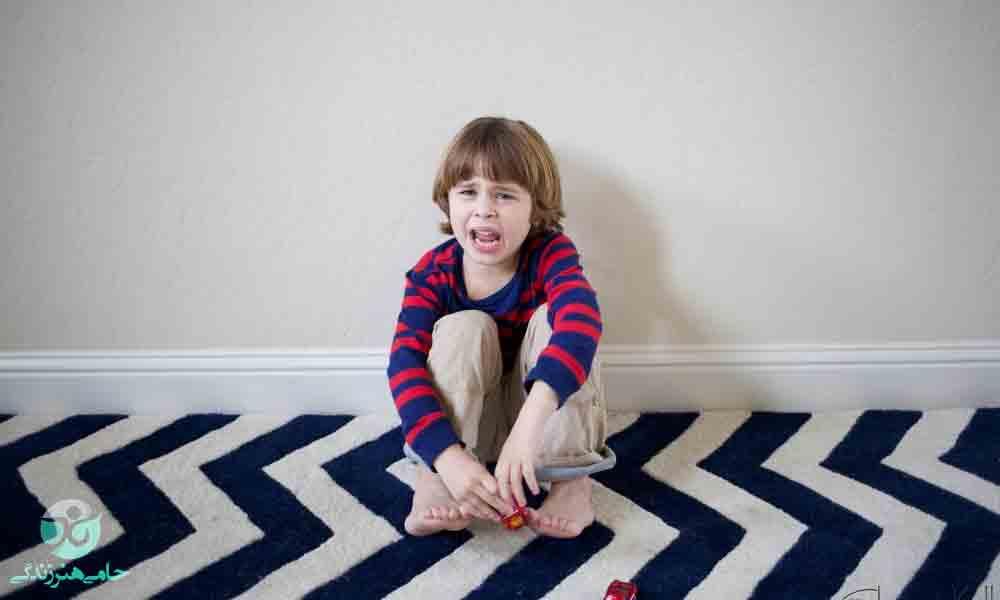 علت و درمان لجبازی کودکان   راهنمایی به تفکیک سن