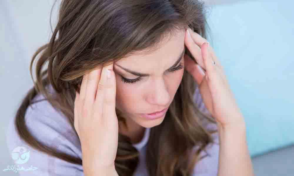 درمان سردرد عصبی | راههای کاهش سردردهای ناشی از اضطراب و استرس