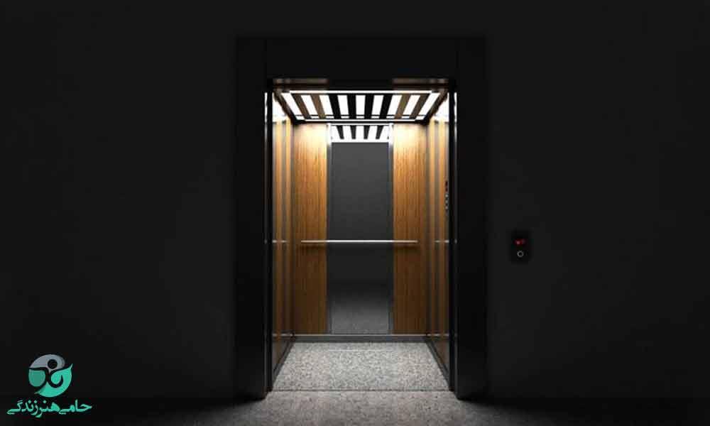ترس از آسانسور | نشانه ها، علل و درمان ترس از اسانسور