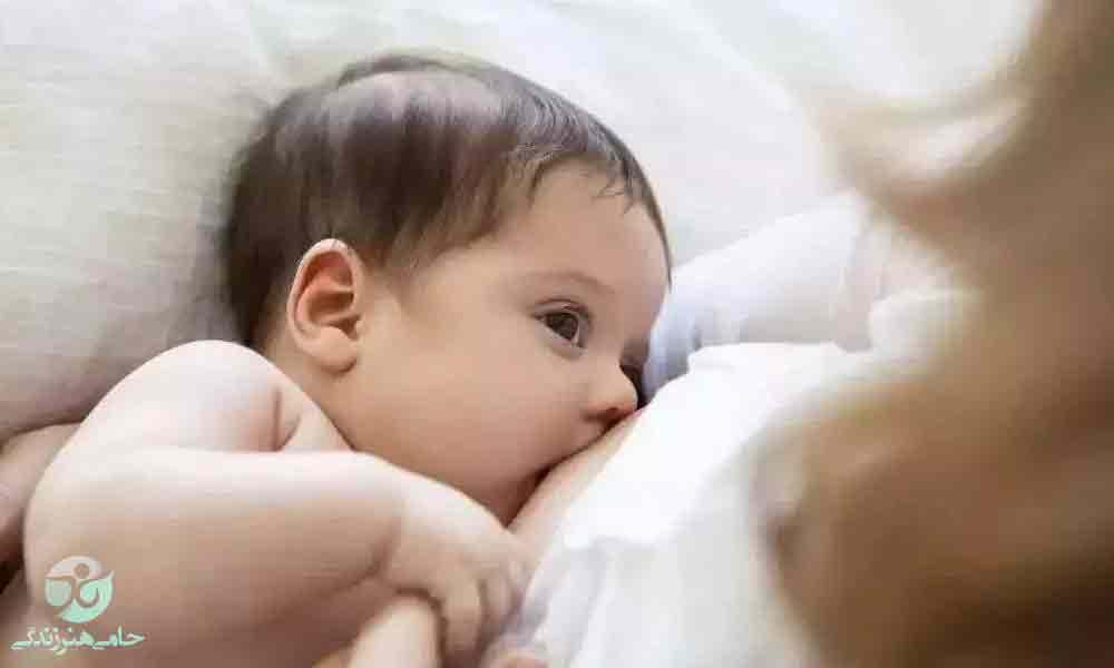 تاثیر الکل بر شیر مادر | مصرف الکل در دوران شیردهی