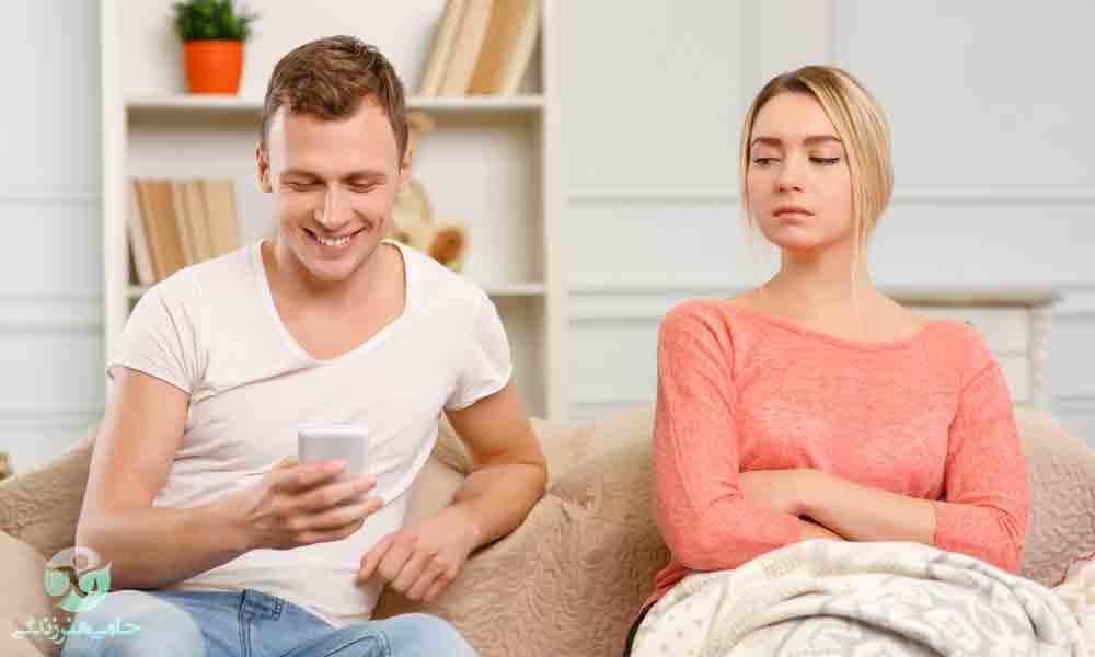 چرا مردان متأهل دوست دختر دارند ؟