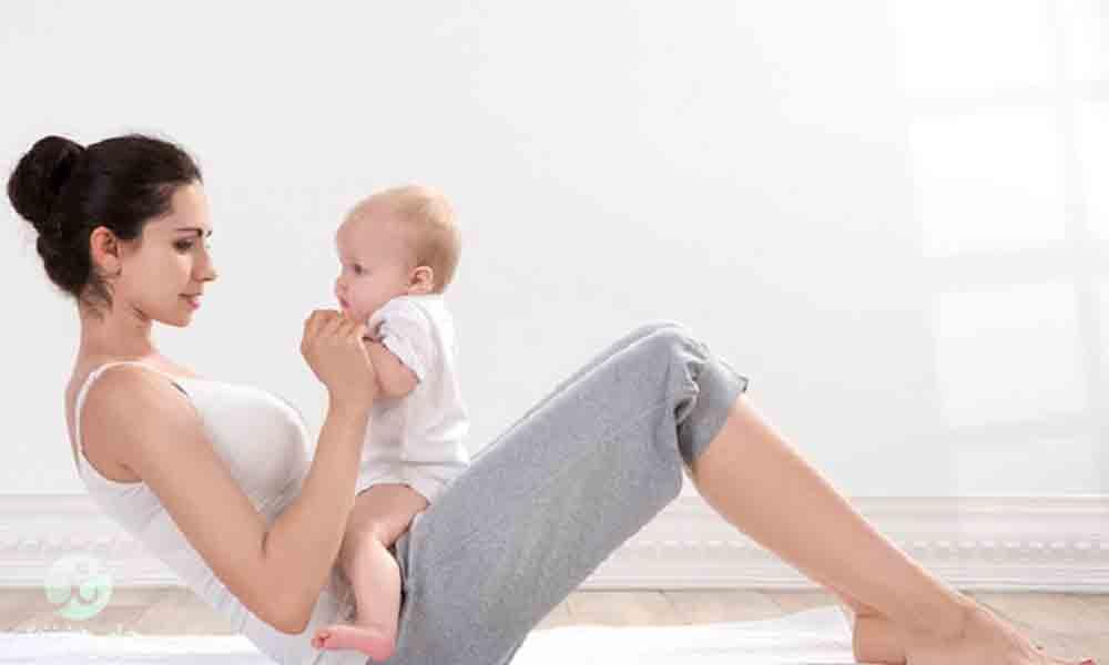 کاهش وزن بعد از زایمان | راهکارهای عملی و رژیم کاهش وزن بعد از زایمان