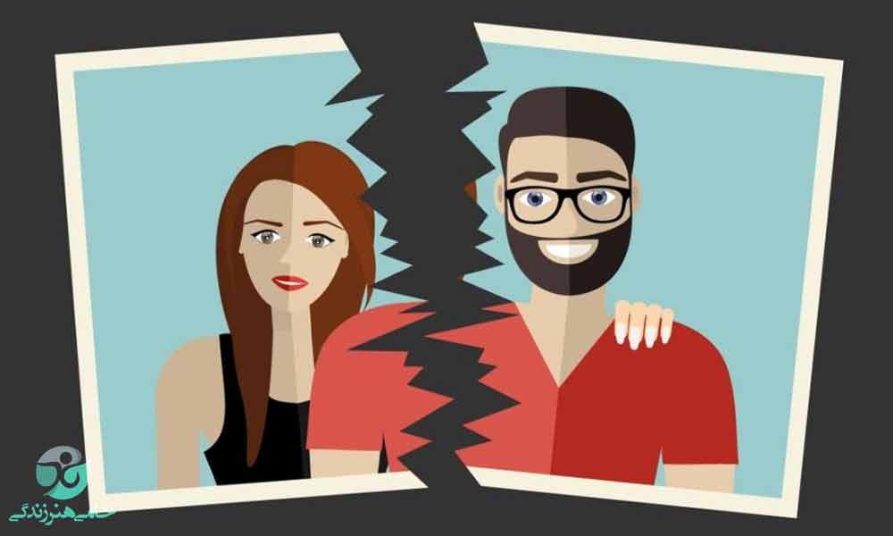 نشانه های رابطه بی سرانجام | 9 ویژگی رابطه بی سرانجام