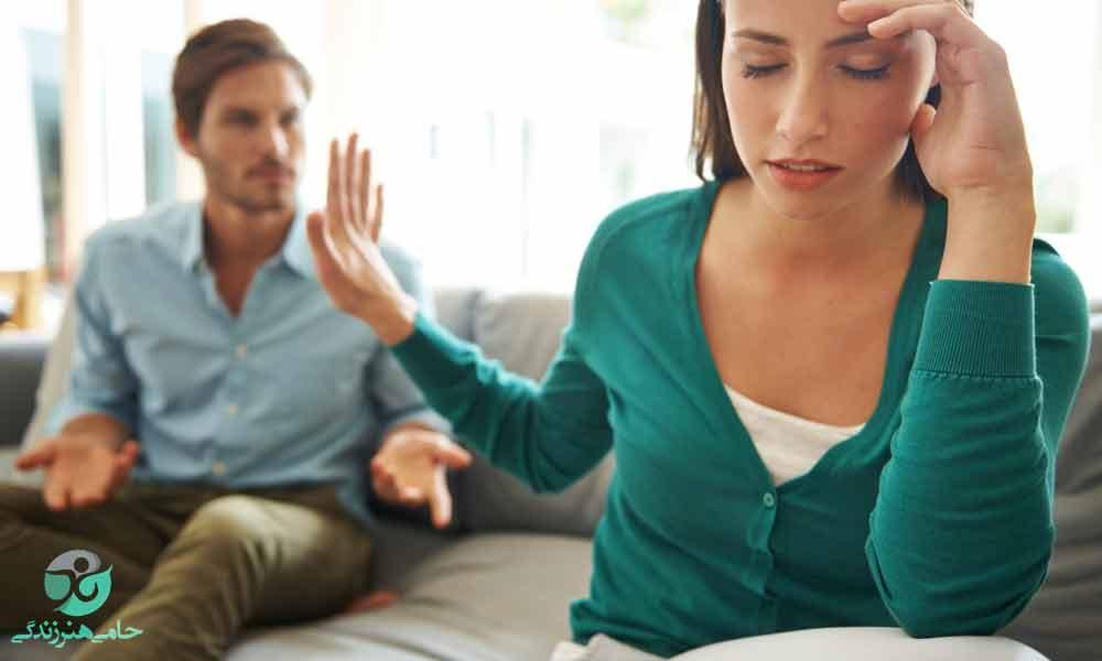 برخورد صحیح زمان دعوا با همسر | چگونه در دعوا اصولی رفتار کنیم؟