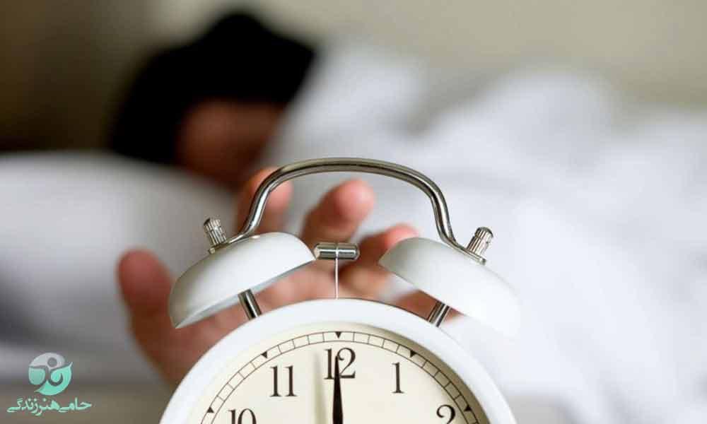 تنظیم خواب | روشهای مؤثر برای تنظیم ساعت بیولوژیک بدن