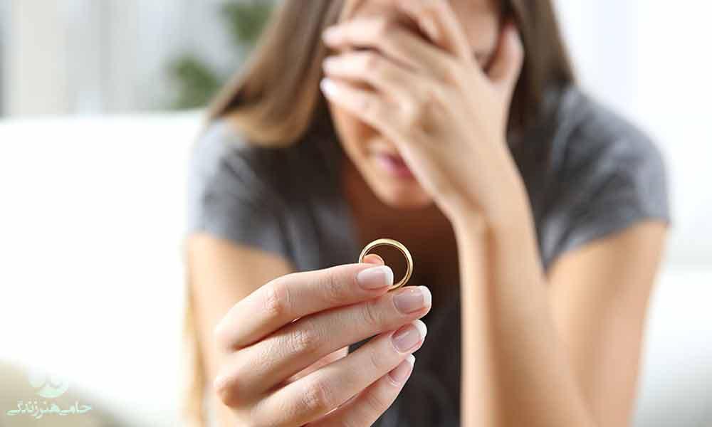 با افسردگی بعد از طلاق چه کنیم؟