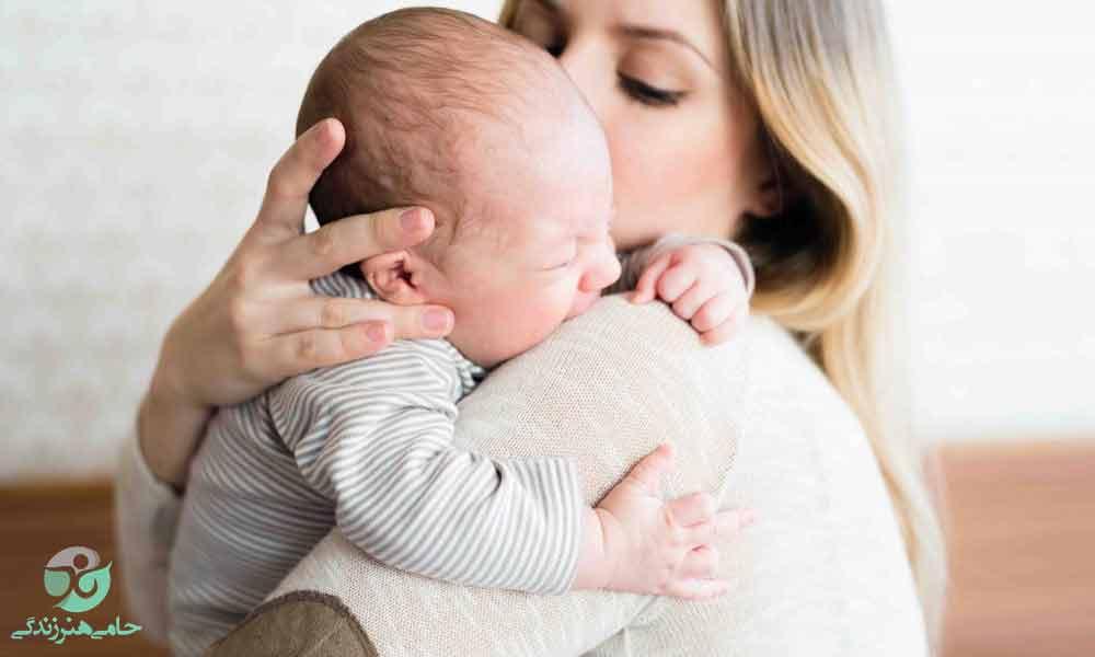 نحوه برخورد با گریه کودک | واکنش در برابر گریه آموخته شده