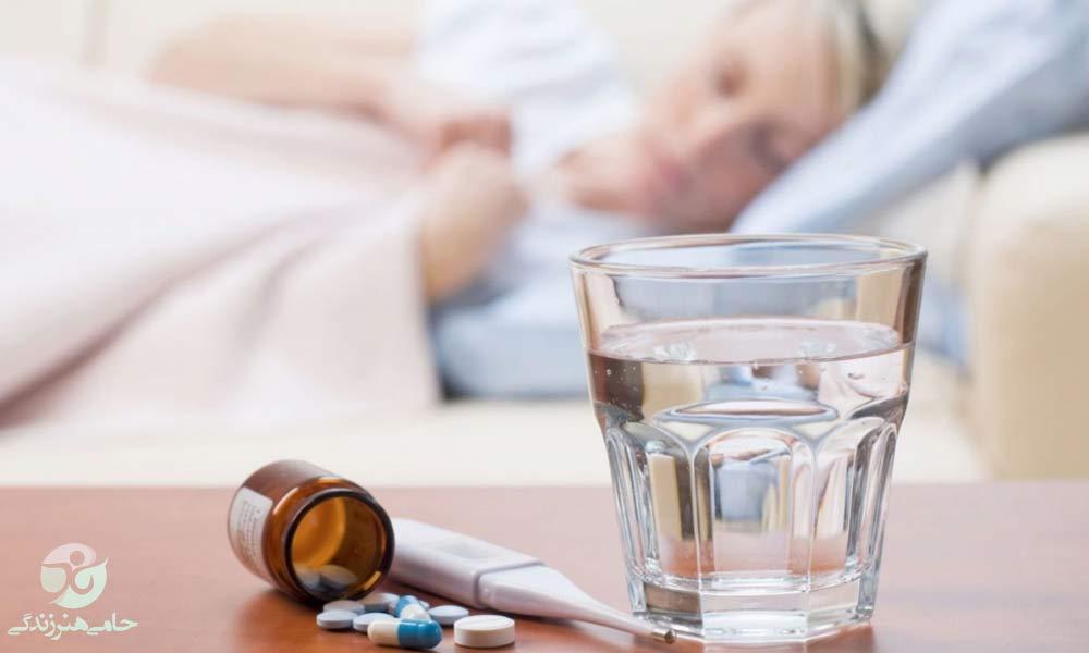 آنفولانزا | علائم، درمان و پیشگیری از آنفولانزا