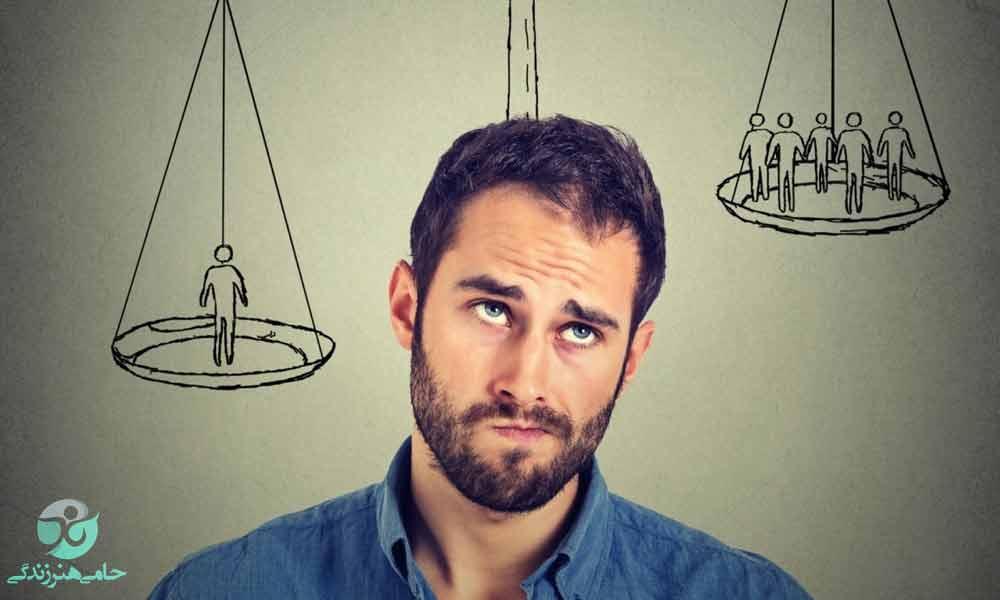 خودخواهی | با فرد خودخواه چگونه برخورد کنیم؟