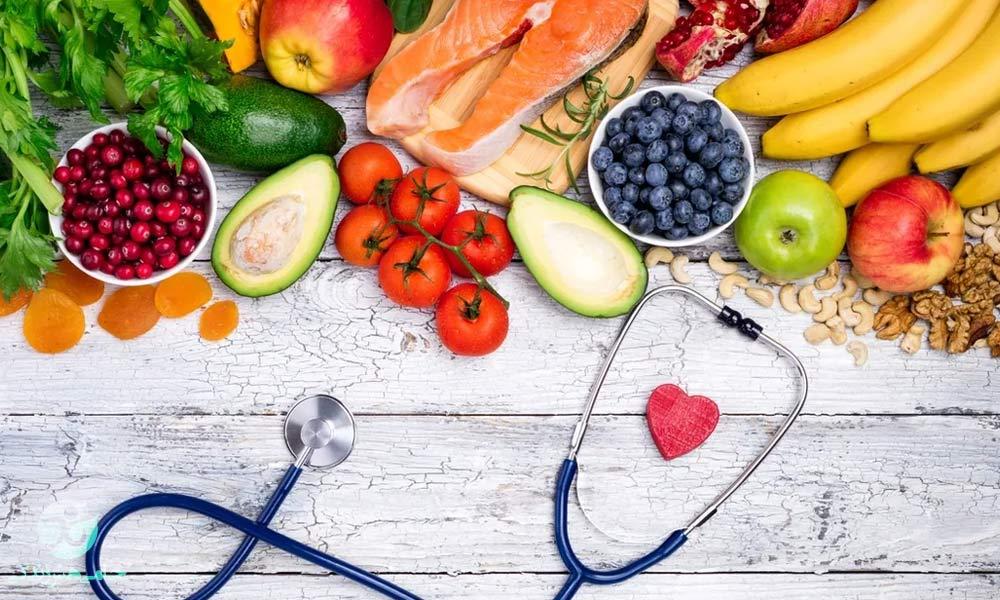 تغذیه سالم | چگونه تغذیه ای سالم داشته باشیم؟
