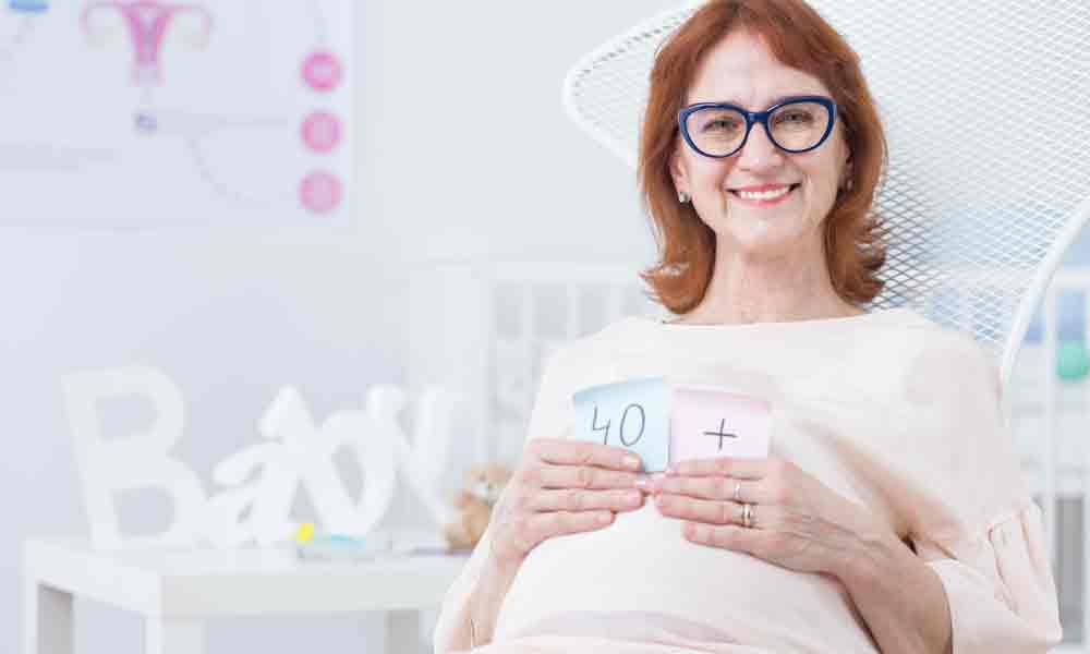 بارداری در سن بالا | مشکلات و مضرات بارداری در سن بالا