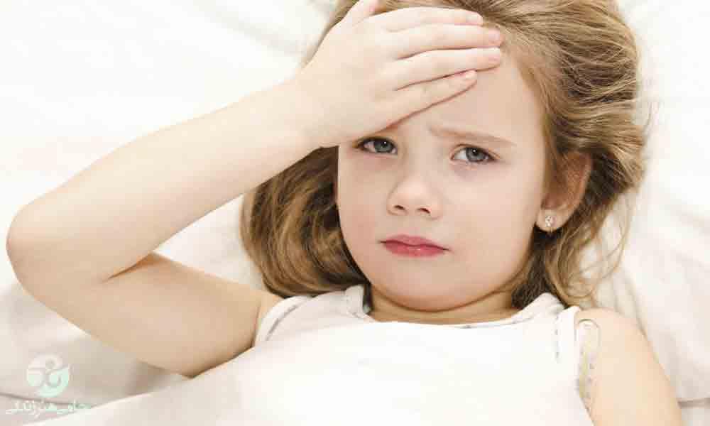 سرماخوردگی در کودکان | علائم و درمان سرماخوردگی در دوران کودکی