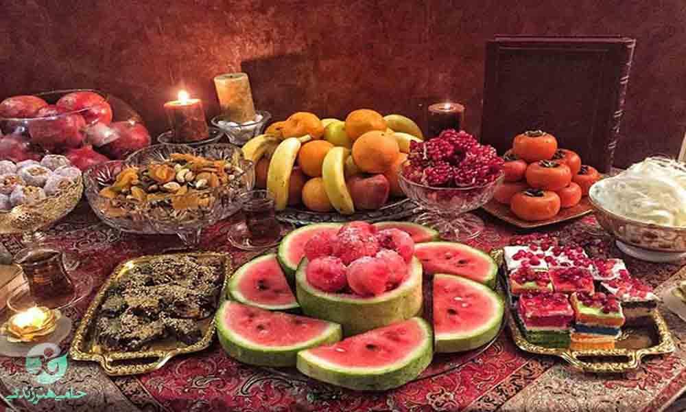 شب یلدا | معنا و رسوم شب یلدا